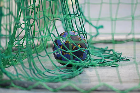 Handball im Tornetz
