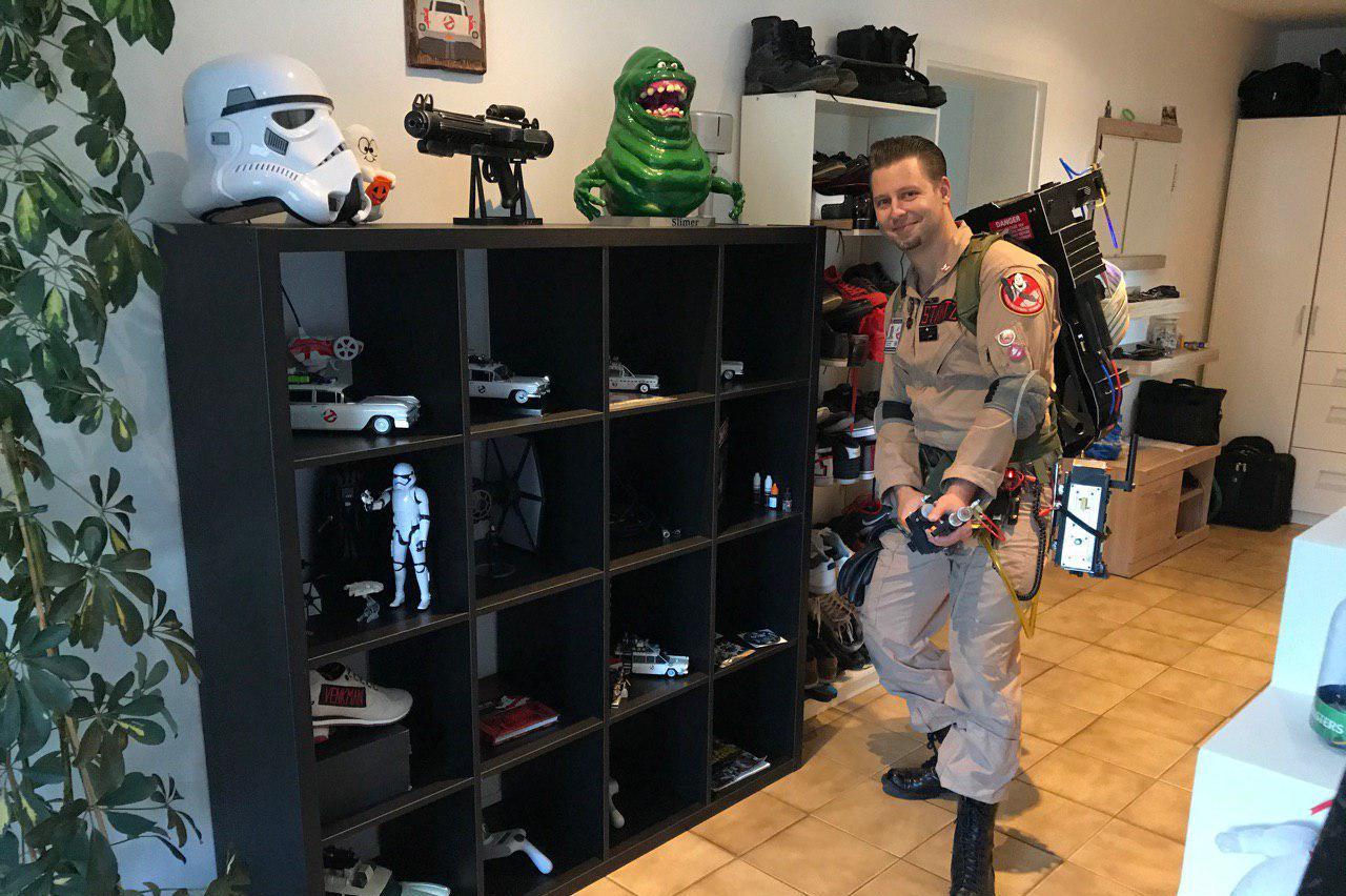 Ghostbusters-Sammlung