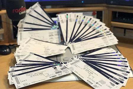 tickets zu gewinnen