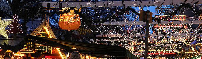 Weihnachtsmarkt Blomberg