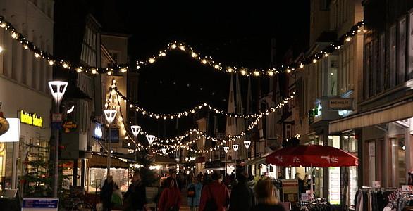 Weihnachtsmarkt Lemgo