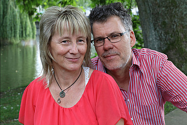 Natascha Weigl und Hardy Nethler