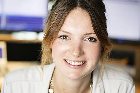 Team radio Lippe: Marie Niemann - Moderatorin