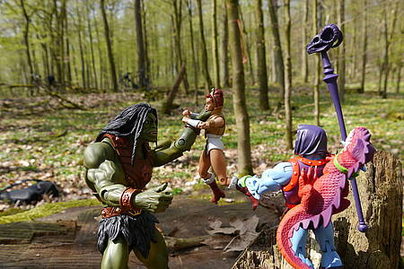Masters of the Universe-Sammlung