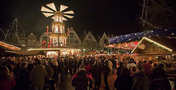 Weihnachtsmarkt Bad Salzuflen