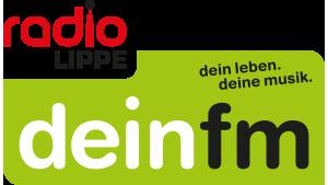 Radio Lippe deinfm Logo