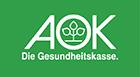 Logo der AOK