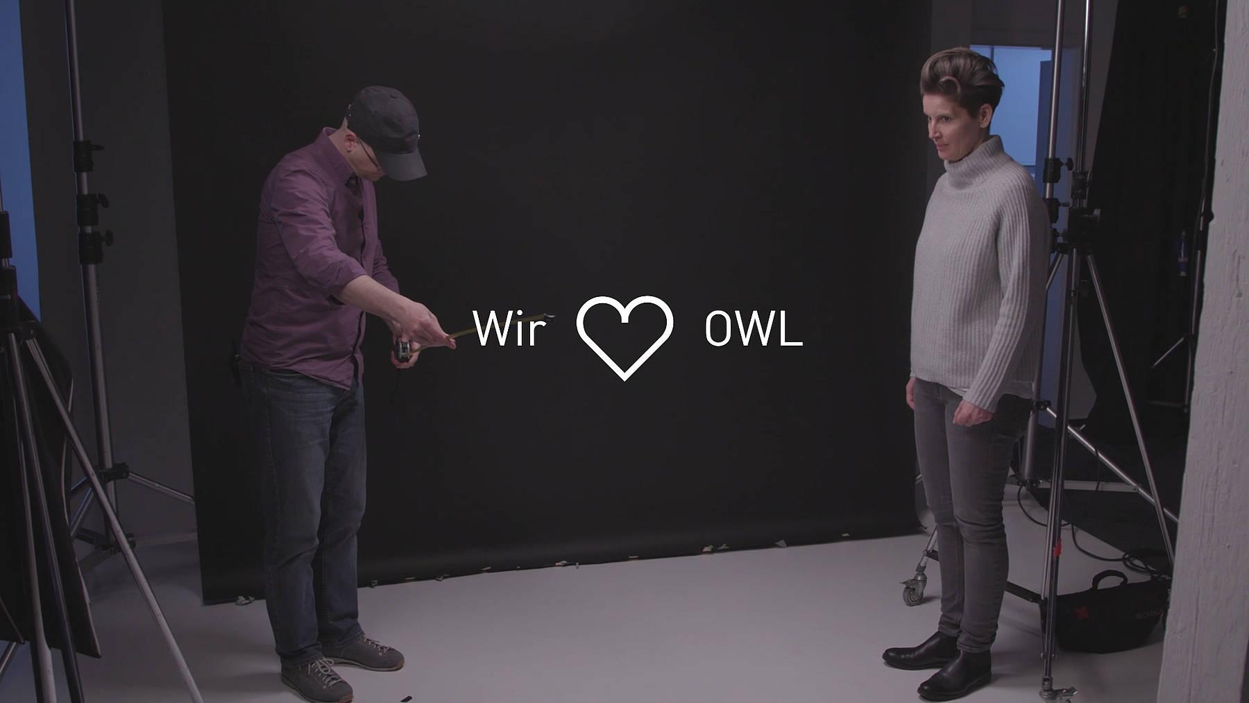 """Frank Terpoorten und Christina Huckle erklären die Inhalte aus der Videoserie """"Gute Aussichten"""""""